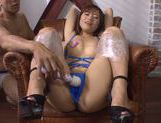 Nice teen babe Mayuka Arimura is getting nailed picture 11