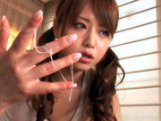 Akiho Yoshizawa is a lovely and sexy Asian modelasian teen pussy, japanese sex}