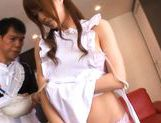 Akiho Yoshizawa is a juicy Asian model who likes sex picture 10