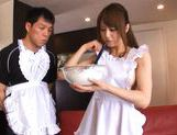 Akiho Yoshizawa is a juicy Asian model who likes sex picture 11