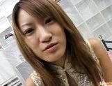 Nozomi Ran Lovely Japanese doll likes sex picture 11