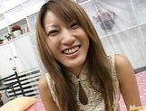 Nozomi Ran Lovely Japanese doll likes sex picture 13