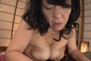 Busty mature Emiko Ejima enjoying doggy style fuckjapanese boobs, huge tits
