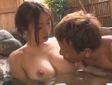 Topnotch Japanese hottie with nice body gets her pussy stimulated