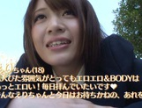 Nice AV girl in cheerleader uniform Eri Hosaka enjoys rear banging picture 14