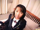 Yuma Nakata Hot Asian schoolgirl likes sex picture 3
