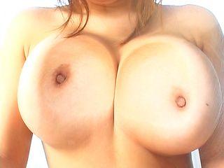 Asian doll has natural Japanese tits