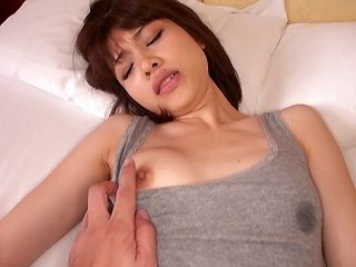 Mai Satusuki enjoys morning hardcore sex