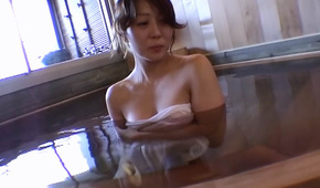 Asian pov sex adventure along horny wife