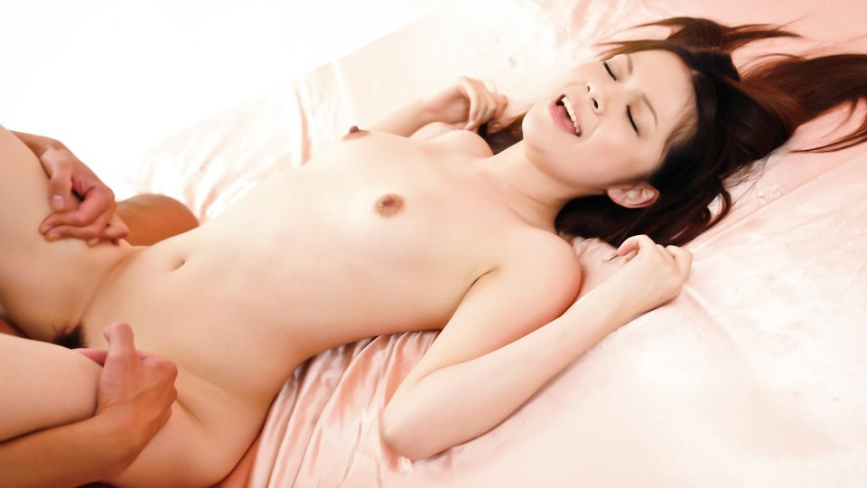 Rina Koizumi Lovely Asian model is getting fucked doggy style