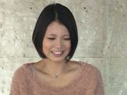 Lusty Asian teen Yura Kurokawa enjoys toy insertion