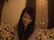 Long-haired Japanese stunner Anjyuu Kitagawa gets pounded