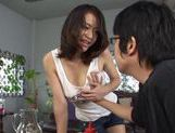 Kaede Niiyama gets her rear fuck with doggystyle sex picture 13