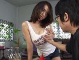 Kaede Niiyama gets her rear fuck with doggystyle sex picture 14
