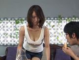 Kaede Niiyama gets her rear fuck with doggystyle sex picture 6