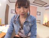 Yukiko Suo and her filthy creamed pussy sex picture 11