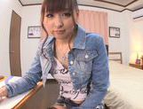 Yukiko Suo and her filthy creamed pussy sex picture 3