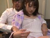 Young Maki Kouta gets nailed and filled up picture 10