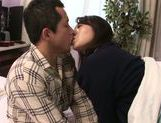 Hot Asian mature chick Aya Kitagawa experiences tough bang