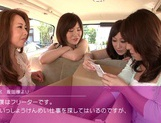 MILF Maids Yumi Kazama And Nanako Mori Fuck A Customer picture 2