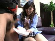 Hot MILF loves getting it on in group actionasian ass, asian pussy}