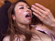 Skinny Asian babe Akari Asahina pleases hunk in wild hardcorecute asian, asian babe}