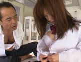Young Minami Kojima fucked by her horny teacher