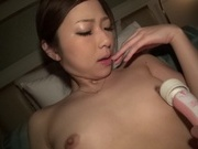 Gorgeous Asian milf gets real pleasure of being fondled and bangedasian schoolgirl, hot asian pussy, japanese porn}