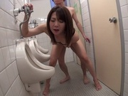 Drunk Ayako Kanou deals some cocks in gang bangasian ass, hot asian pussy}