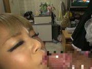 Horny Reika Aiba enjoys hardcore group sex