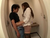 Kinky Asian amateur milf Yuna Shiina gives a handjob young asian, nude asian teen}