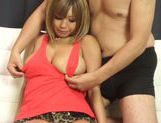 Blonde japanese hottie Nao Tachibana enjoys hardcore