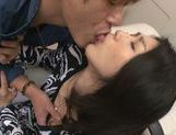 Naughty Japanese angel Norika Serizawa in hardcore action picture 12