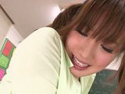 Beautiful Kokone Mizutani lets colleague to deep fuck her at school