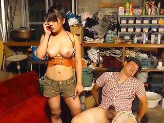 Hot MILF Erika wants fresh cumshot from her guy
