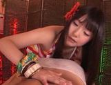Stunning Tsubomi pleases stud with amazing oral picture 13