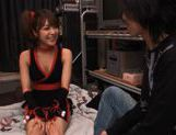 Mihiro Lovely Japanese model enjoys crazy sex picture 11