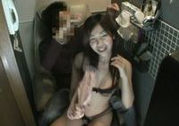 Naughty Japanese couple fuck in the viewing room at storeboobs tits, japanese boobs, big asian boobs