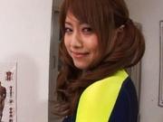 Akiho Yoshizawa pretty Asian model in sexy swimsuit