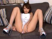 Nice teen chick Yuuki Natsume cock sucking actionfucking asian, japanese sex, asian women}