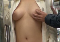 Warm blowjob with Tsubasa Arai in a public placebig round tits, asian tits
