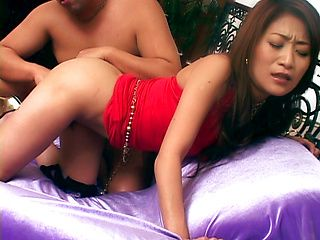 Akemi Sugawara is a lovely Asian mature lady who loves sex