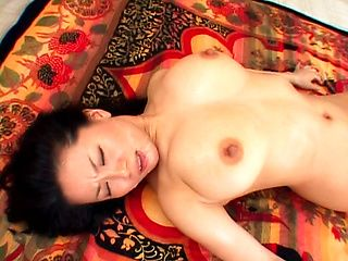 Miki Sato Mature Japanese model is kinky