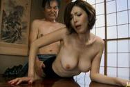 Mai Hanano Japanese milf fucks old manbig tits sex, big tits boobs, huge boobs