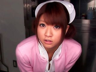 Yua Yoshikawa Amazing Asian nurse is popular and hot