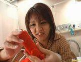 Mina Nakano sweet Japanese hospital angel is a wild nurse