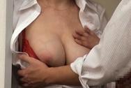 Adorable Japanese office girl with fantastic big tits enjoys hot shaggingsex tits, asian boobs, big tits boobs