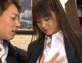 Hikaru Ayuhara is a clumsy, but sexy office girl who likes to fuck
