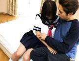Ai Hiyoshi Japanese doll enjoys sex