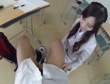 Yui Tatsumi likes to play naughty and wild picture 12